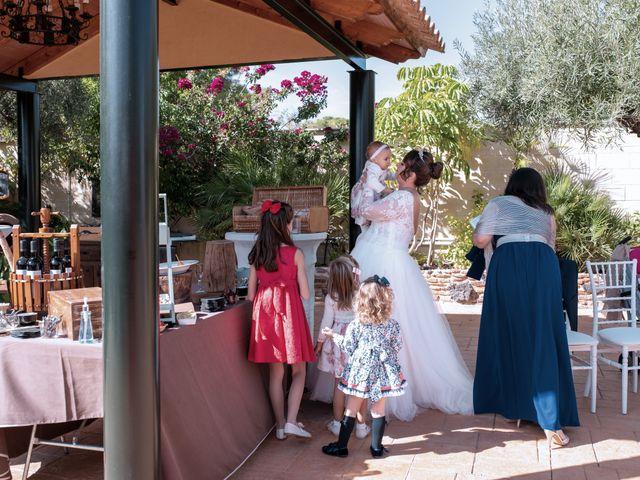 La boda de Juanfran y Belén en Alacant/alicante, Alicante 611