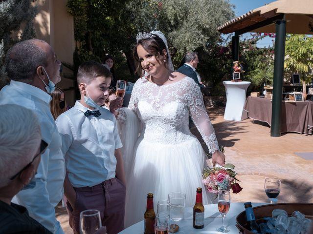 La boda de Juanfran y Belén en Alacant/alicante, Alicante 613