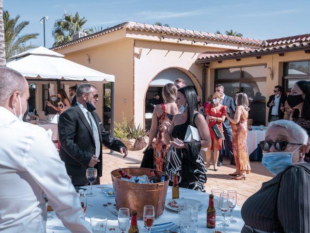 La boda de Juanfran y Belén en Alacant/alicante, Alicante 615