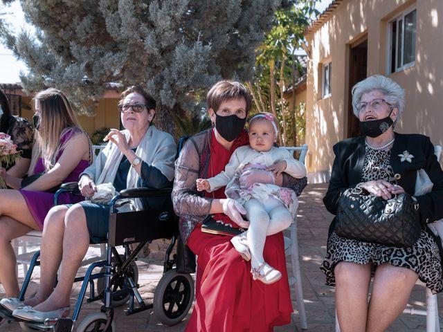 La boda de Juanfran y Belén en Alacant/alicante, Alicante 616