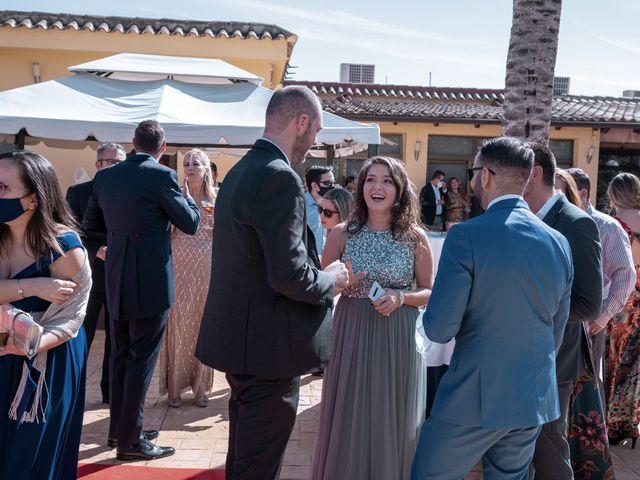 La boda de Juanfran y Belén en Alacant/alicante, Alicante 617