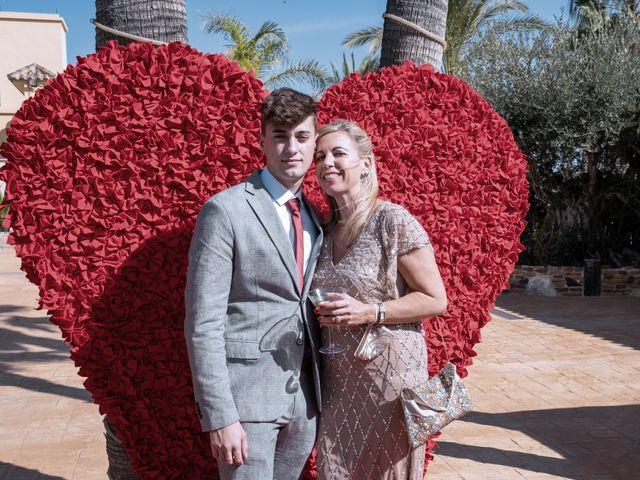 La boda de Juanfran y Belén en Alacant/alicante, Alicante 619