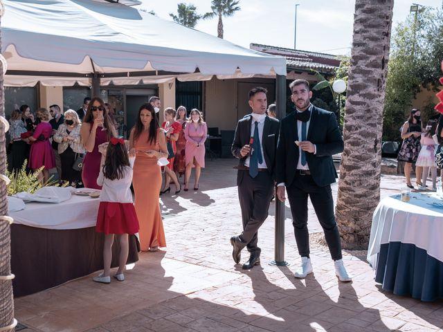 La boda de Juanfran y Belén en Alacant/alicante, Alicante 623