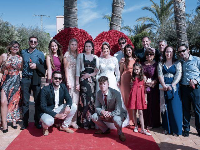 La boda de Juanfran y Belén en Alacant/alicante, Alicante 625
