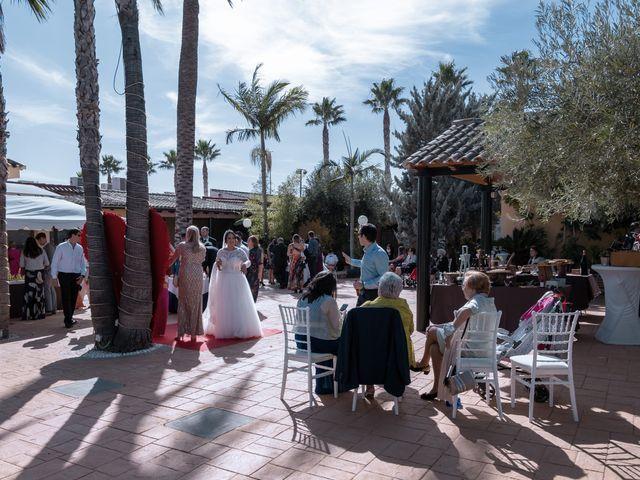 La boda de Juanfran y Belén en Alacant/alicante, Alicante 631
