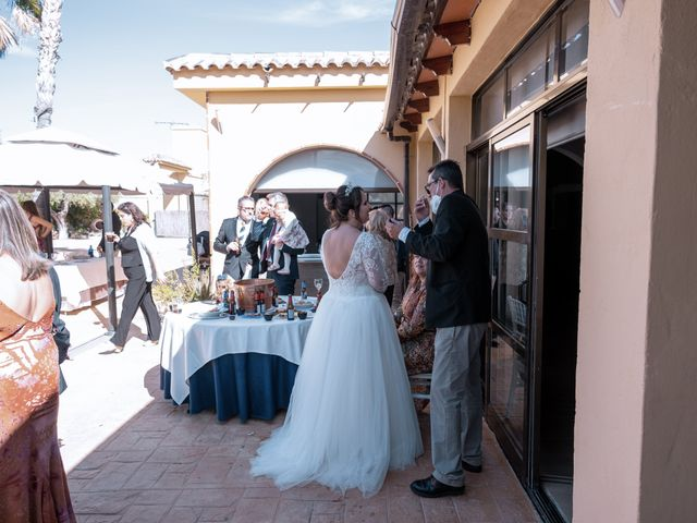 La boda de Juanfran y Belén en Alacant/alicante, Alicante 633