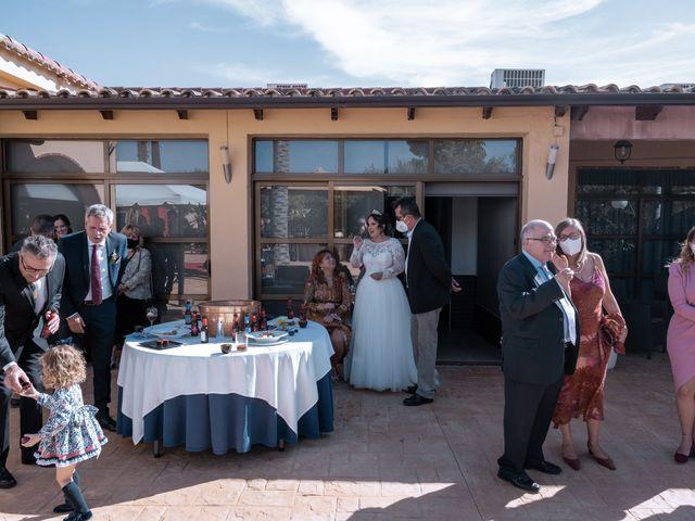 La boda de Juanfran y Belén en Alacant/alicante, Alicante 634