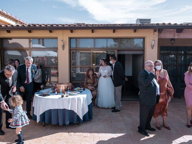 La boda de Juanfran y Belén en Alacant/alicante, Alicante 635
