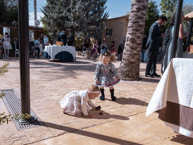La boda de Juanfran y Belén en Alacant/alicante, Alicante 636