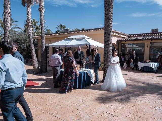 La boda de Juanfran y Belén en Alacant/alicante, Alicante 637