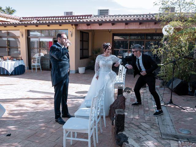 La boda de Juanfran y Belén en Alacant/alicante, Alicante 639