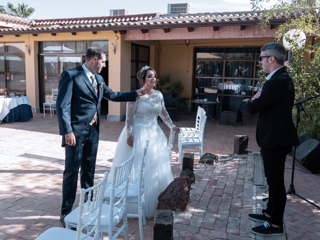 La boda de Juanfran y Belén en Alacant/alicante, Alicante 642