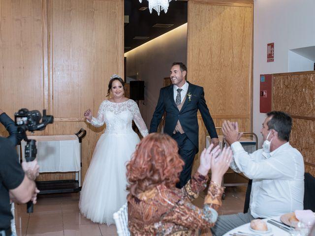 La boda de Juanfran y Belén en Alacant/alicante, Alicante 653