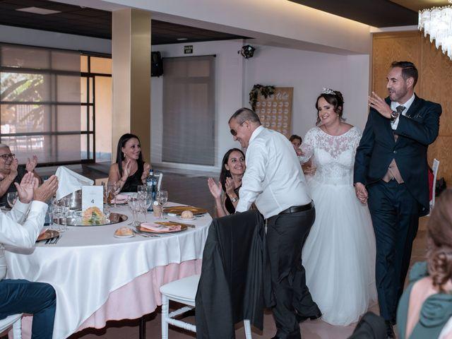 La boda de Juanfran y Belén en Alacant/alicante, Alicante 654