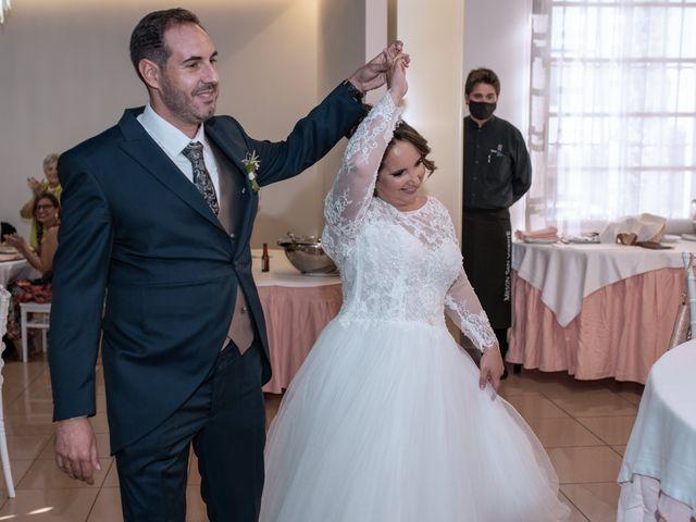 La boda de Juanfran y Belén en Alacant/alicante, Alicante 656