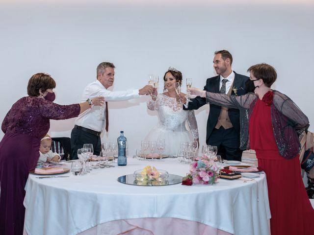 La boda de Juanfran y Belén en Alacant/alicante, Alicante 657