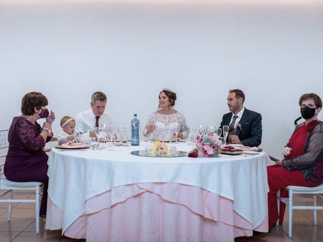 La boda de Juanfran y Belén en Alacant/alicante, Alicante 661