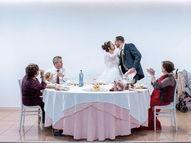 La boda de Juanfran y Belén en Alacant/alicante, Alicante 663