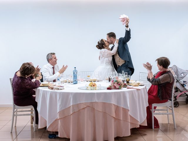La boda de Juanfran y Belén en Alacant/alicante, Alicante 665