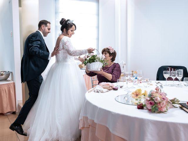 La boda de Juanfran y Belén en Alacant/alicante, Alicante 674