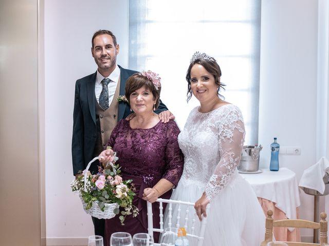 La boda de Juanfran y Belén en Alacant/alicante, Alicante 678