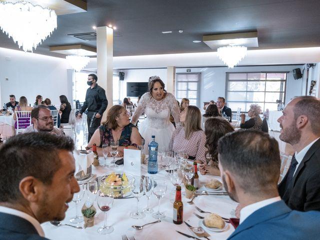 La boda de Juanfran y Belén en Alacant/alicante, Alicante 683