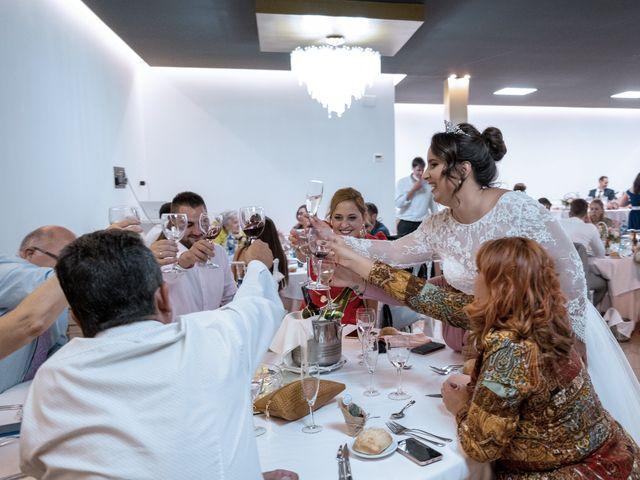La boda de Juanfran y Belén en Alacant/alicante, Alicante 685