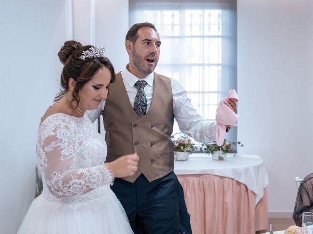 La boda de Juanfran y Belén en Alacant/alicante, Alicante 704