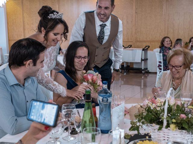 La boda de Juanfran y Belén en Alacant/alicante, Alicante 707