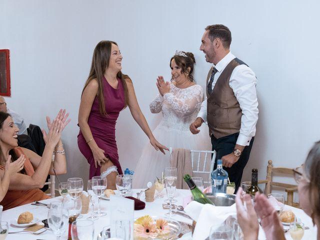 La boda de Juanfran y Belén en Alacant/alicante, Alicante 724