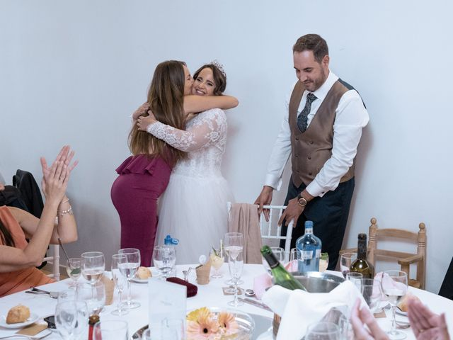 La boda de Juanfran y Belén en Alacant/alicante, Alicante 725