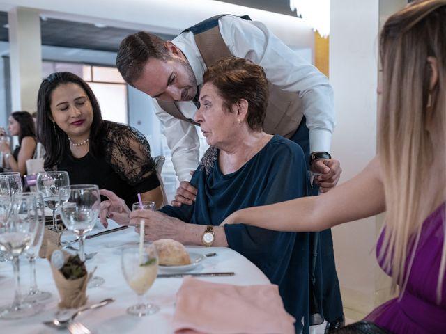 La boda de Juanfran y Belén en Alacant/alicante, Alicante 732