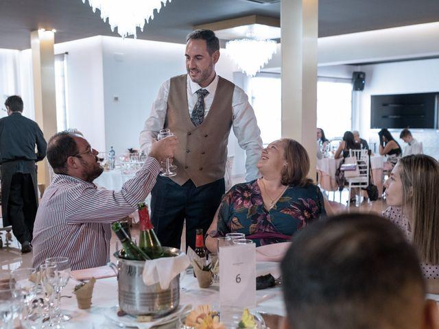 La boda de Juanfran y Belén en Alacant/alicante, Alicante 737