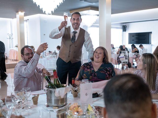 La boda de Juanfran y Belén en Alacant/alicante, Alicante 738