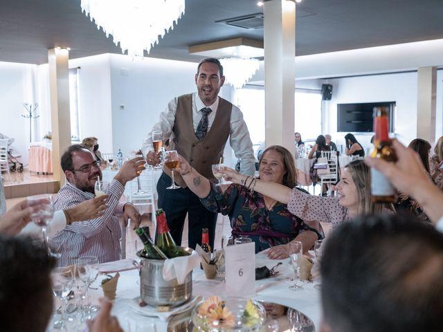 La boda de Juanfran y Belén en Alacant/alicante, Alicante 739
