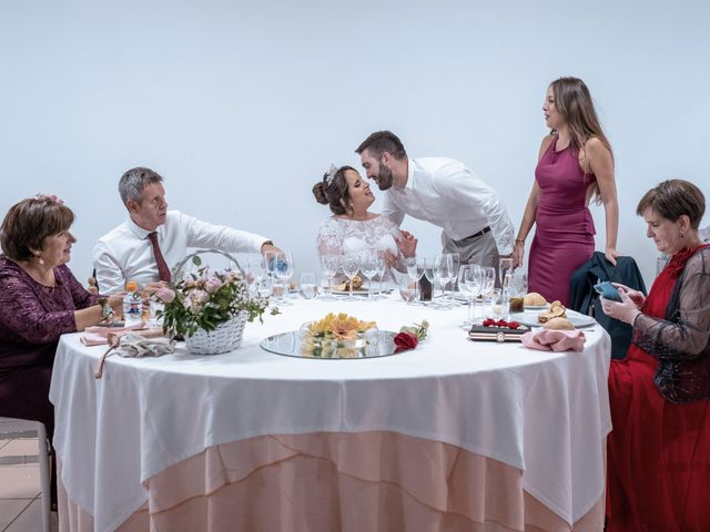 La boda de Juanfran y Belén en Alacant/alicante, Alicante 742