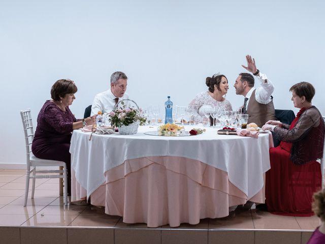 La boda de Juanfran y Belén en Alacant/alicante, Alicante 745