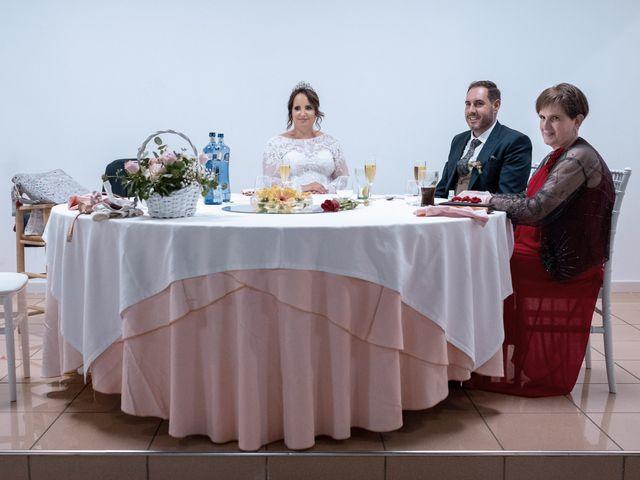 La boda de Juanfran y Belén en Alacant/alicante, Alicante 748
