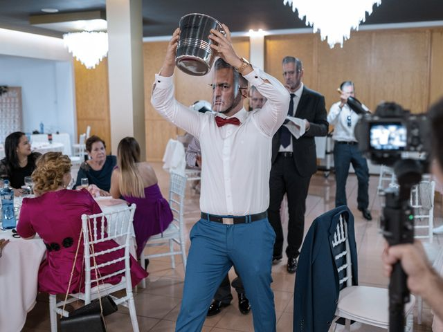 La boda de Juanfran y Belén en Alacant/alicante, Alicante 754