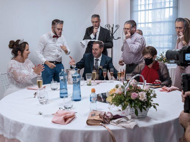 La boda de Juanfran y Belén en Alacant/alicante, Alicante 758