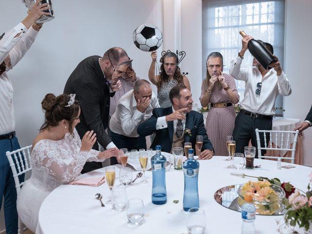La boda de Juanfran y Belén en Alacant/alicante, Alicante 760