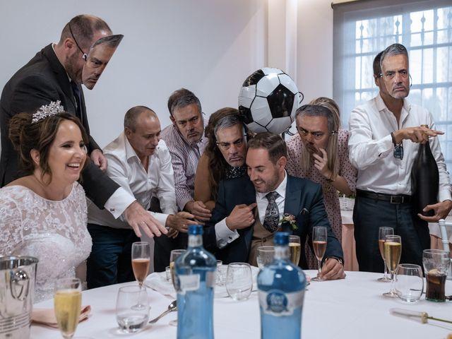 La boda de Juanfran y Belén en Alacant/alicante, Alicante 764
