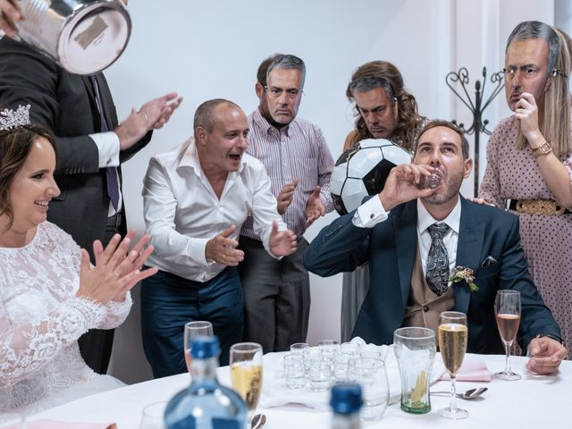 La boda de Juanfran y Belén en Alacant/alicante, Alicante 766