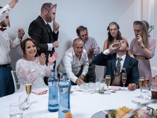La boda de Juanfran y Belén en Alacant/alicante, Alicante 767