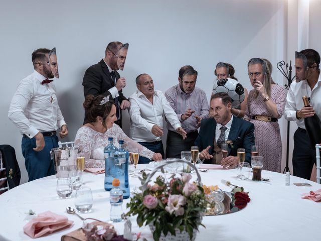 La boda de Juanfran y Belén en Alacant/alicante, Alicante 770