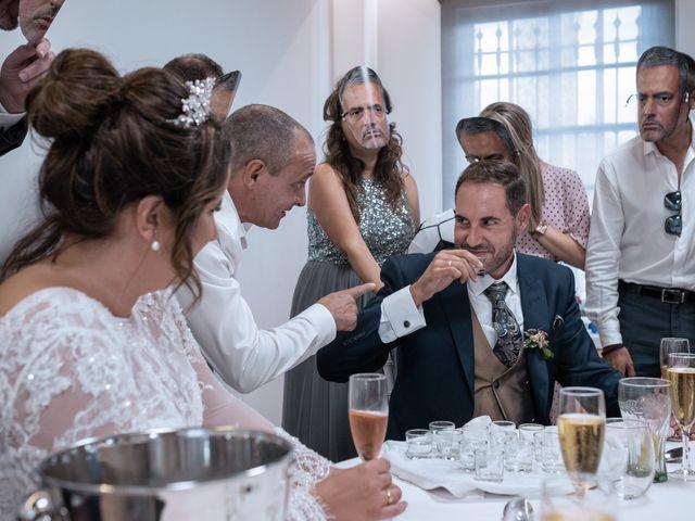 La boda de Juanfran y Belén en Alacant/alicante, Alicante 775