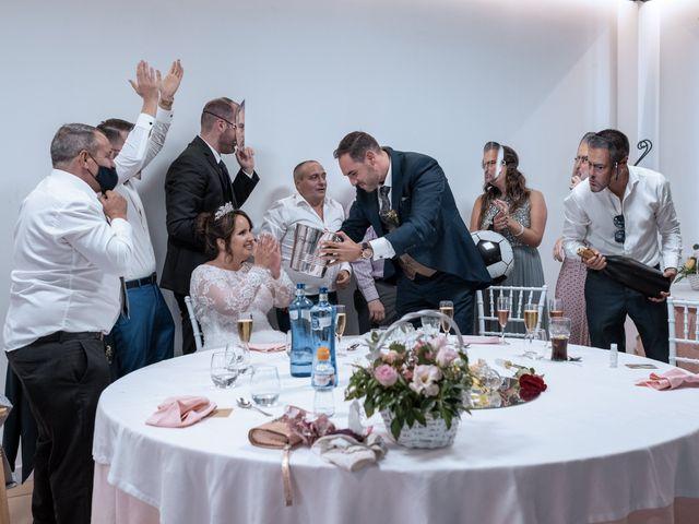 La boda de Juanfran y Belén en Alacant/alicante, Alicante 778
