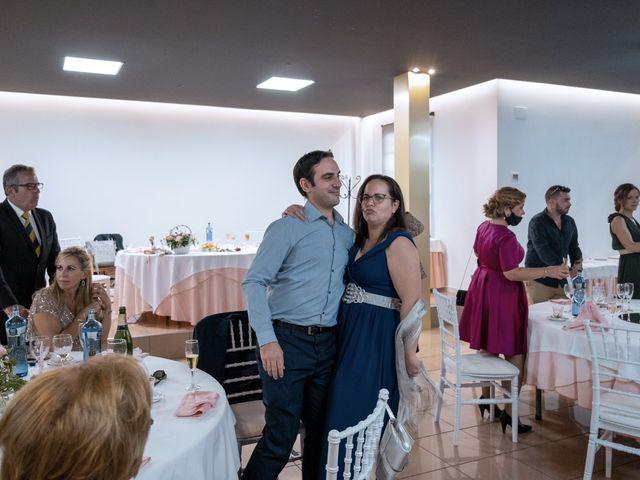 La boda de Juanfran y Belén en Alacant/alicante, Alicante 784