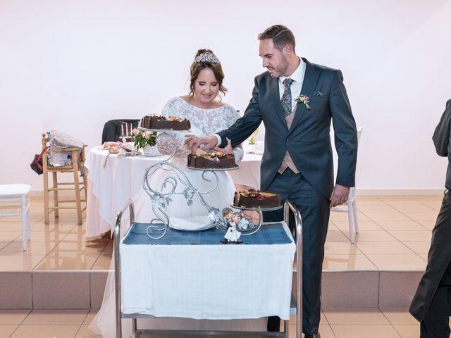 La boda de Juanfran y Belén en Alacant/alicante, Alicante 789