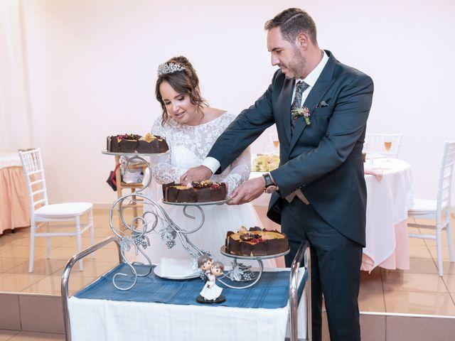 La boda de Juanfran y Belén en Alacant/alicante, Alicante 790